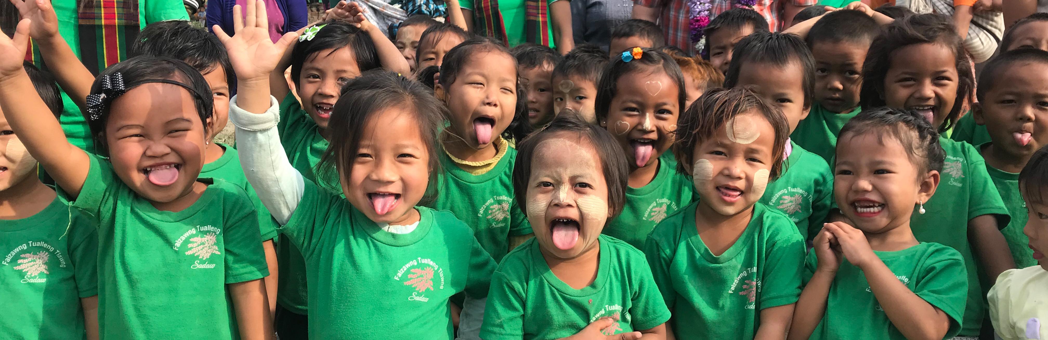 Minhla Kindergarten